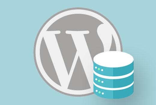 banco de dados WP